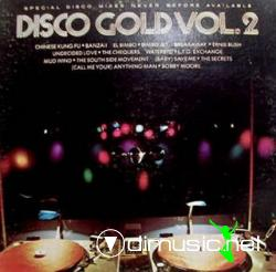 Various - Disco Gold Vol. 2 (Vinyl, LP)