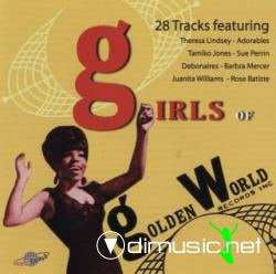 VA - Girls Of Golden World