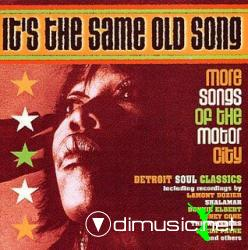 Va - It's the Same Old Song: More Songs of the Motor City Vol.2