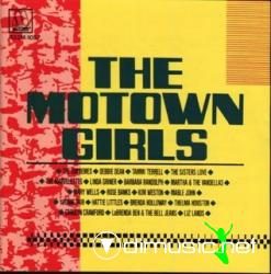 Cover Album of VA - The Motown Girls (1987)