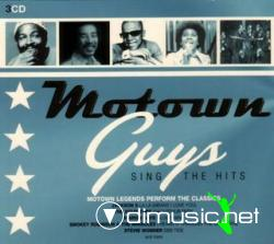 VA - Motown Guys Sing The Hits 3xCD