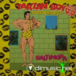 Baltimora - Tarzan Boy 1985