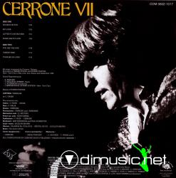 Cerrone -  You Are The One (1980)(Cerrone VII)