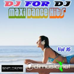 Maxi Dance Hits vol 16