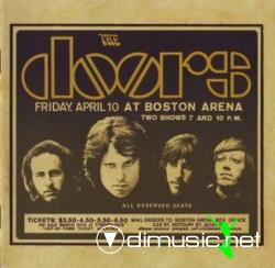 The Doors - Live In Boston 1970 (2007)