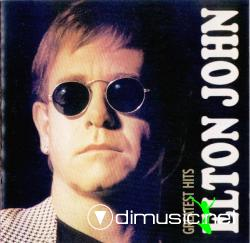 ELTON JOHN-Greatest Hits
