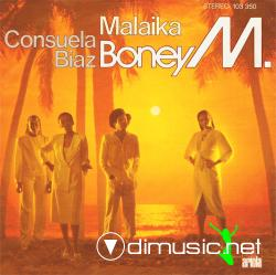 Boney M. - Malaika  Consuela Biaz (Single Spanish Edition 1981)
