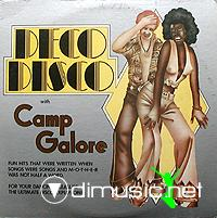 Camp Galore - Deco Disco D M Sound 1976