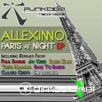 Allexinno - Paris at Night (Remixes)