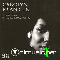 Carolyn Franklin: Sister Soul - The Best of the RCA Years (1969-1976)