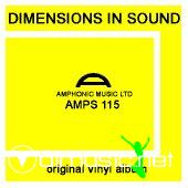 [Amphonic] - AMPS 115 - VA - Dimensions in Sound (1976)