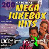 200 Original Mega Jukebox Hits 10 CD Box Set (1995)