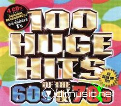 Various Artists - 100 Huge Hits Of The 60's & 70's