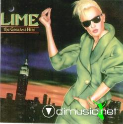 LIME-The Greatest Hits(Remix) (1993)
