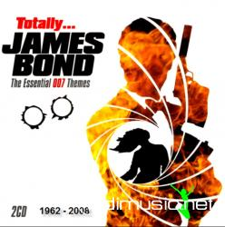 V.A. - TOTALLY JAMES BOND ESSENTIAL THEMES - 1962 – 2008