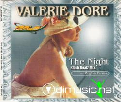 Valerie Dore - The Night (Black Beatz Mix) (CDM)