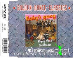 Baby's Gang - Happy Song/Challenger (CDM)