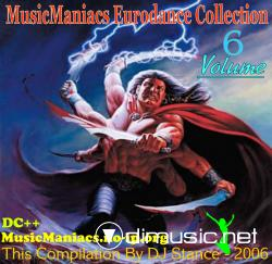 VA - MUSICMANIACS EURODANCE COLLECTION VOL.06