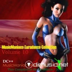VA - MUSICMANIACS EURODANCE COLLECTION VOL.10