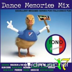 DANCE MEMORIES MIX 17 (2007)