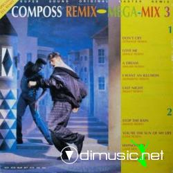 Remix Mega-Mix Vol.03 (1986)