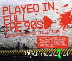 Various - Played In Full : The 90s - The Definitive 12