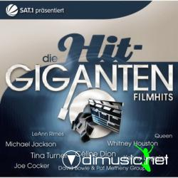 Die Hit Giganten -Filmhits -2CD-2008