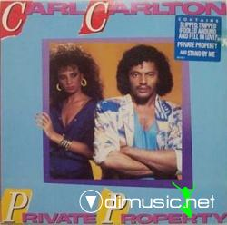 Carl Carlton - Private Property (1985)