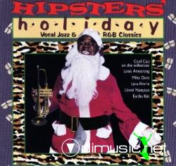 HIPSTERS HOLIDAY -- Vocal Jazz & R&B Classics