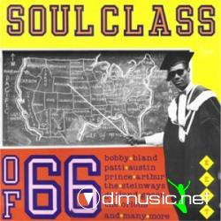 Various Artists - Soul Class Of '66 (1983)