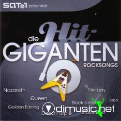 Die Hit-Giganten - Rocksongs (2005)