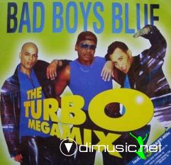 BAD BOYS BLUE - THE TURBO MEGAMIX (1998)