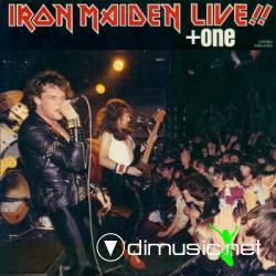 Iron Maiden - Live Plus One 1980