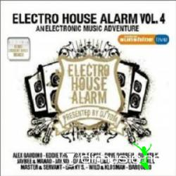Electro House Alarm Vol. 4 (2009)