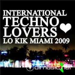 International Techno Lovers: Lo Kik MIAMI 2 (2009)