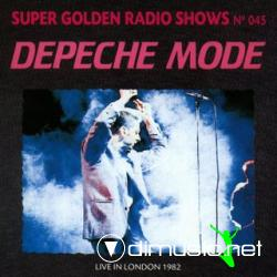 Depeche Mode - 1982-10-25 - London, UK
