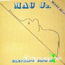 Mac Jr - Elephant Song (12'' Discomagic 1984)