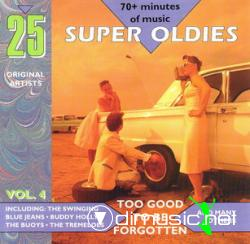 25 Super Oldies vol4- To Good To Be Forgotten