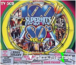 100 Superhits From The 80s vol 2 -5CD-2000