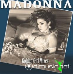 MADONNA - Golden Girl Mixes (CD Maxi-Single)