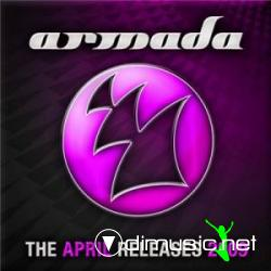 Armada The April Releases 2009
