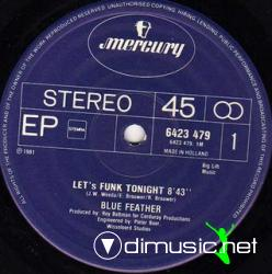 Blue Feather - Let's Funk Tonight