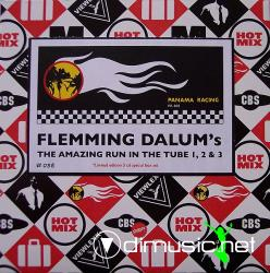 Flemming Dalum - The Amazing Run In The Tube Vol. 1, 2 & 3
