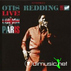 Otis Redding - Live in London and Paris 1967 [2008 Stax]
