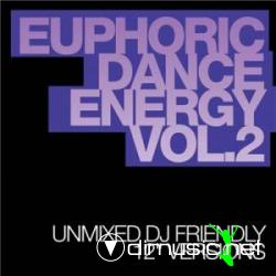 Euphoric Dance Energy Vol.2 (2009)