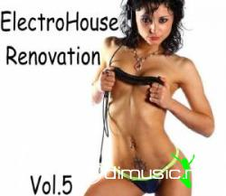 Electrohouse Renovation vol.5 (2009)