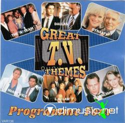 VARIOUS-GREAT T.V.THEMES PROGRAMME 4