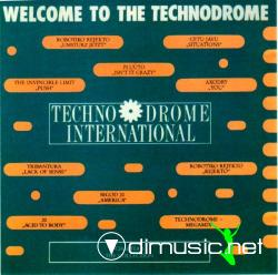 V.A. - Welcome To The Technodrome  - 1989