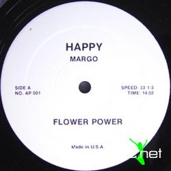 V.A. -  Flower Power - In The Bottle - Single 12'' - 1980