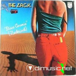 The Z.A.C.K.-  Disco Cosmix - 1979